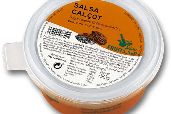 fruits salsa calcot