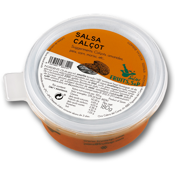fruits salsa calcot