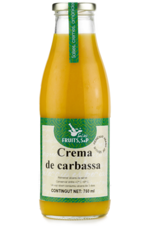 fruits cremes carbassa
