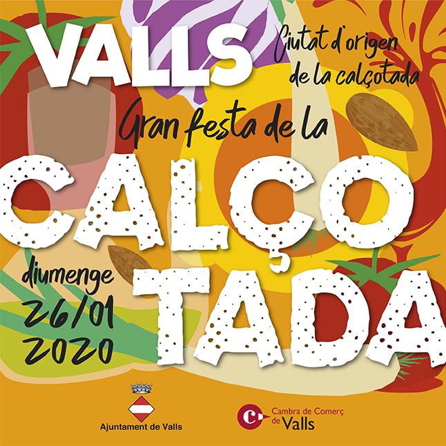 Salses FRUITS, S&P, Patrocinador Oficial de la 39a Gran Festa de la Calçotada de Valls 2020