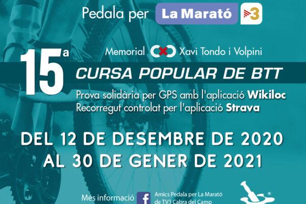 marato cabra tv3