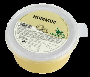 Packaging Hummus Fruits