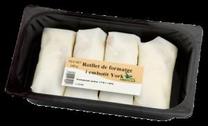 Packaging Rotllets de Formatge i Embotit York