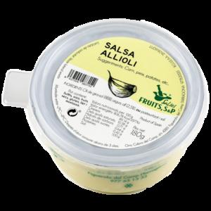 fruits salsa allioli