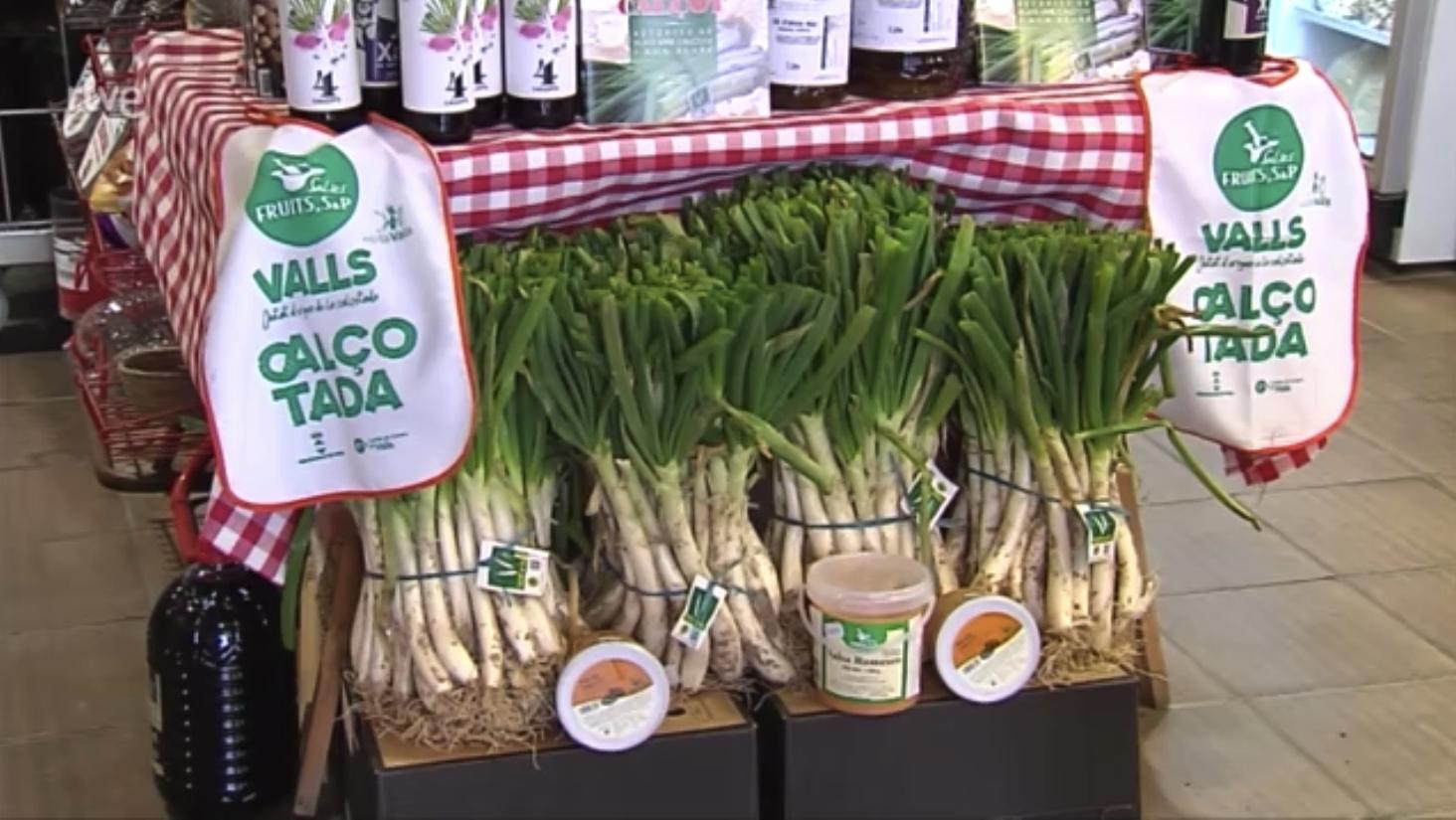 "Salses FRUITS S&P al programa ""Agrosfera"" de RTVE"